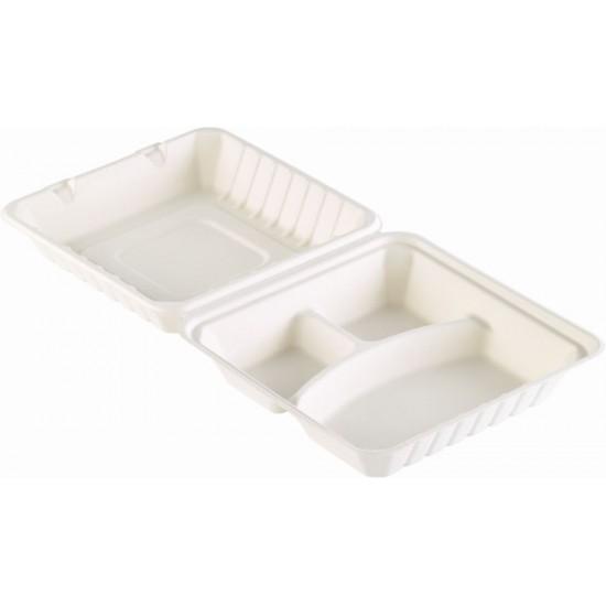 Pojemnik EKO na danie menu box 3-dz 163077