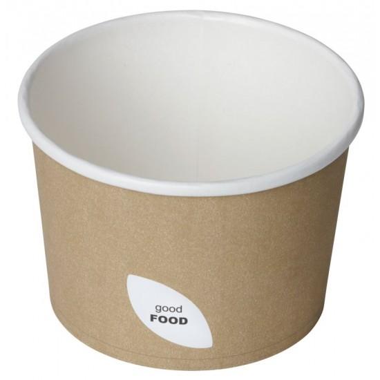 pojemnik na zupę papierowy biodegradowalny
