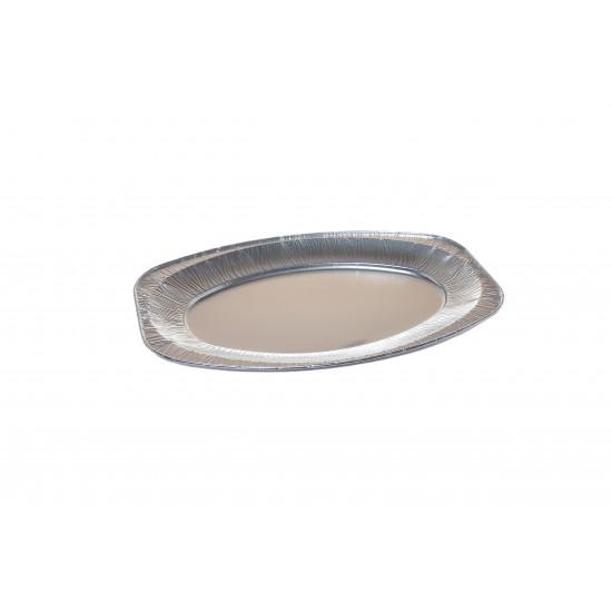 taca aluminiowa - patera średnia V2